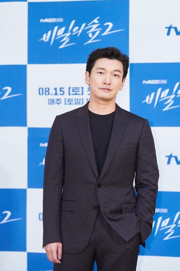 "'Stranger 2' Cho Seung-woo ""The burden of making Season 2 is great, thanks to viewers' support"""