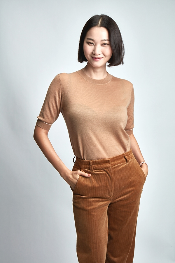 Jang Yoon-joo, discussing appearance in the movie 'Citizen Deok-hee'