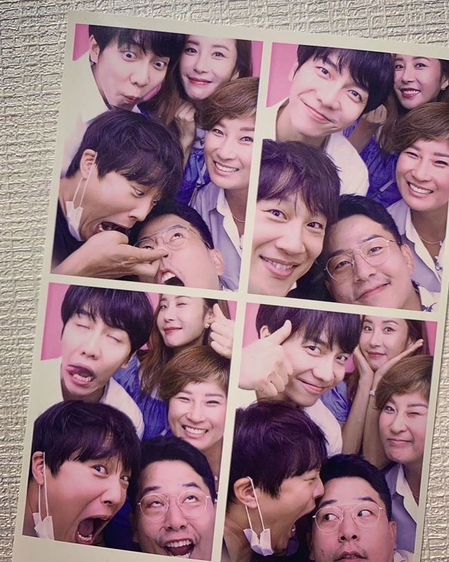 "Park Se-ri, 'Seoul Hillbily' Lee Seung-gi X Cha Tae-Hyun X Kim Joon-ho X Han Da-gam and authentication shots...""People"""