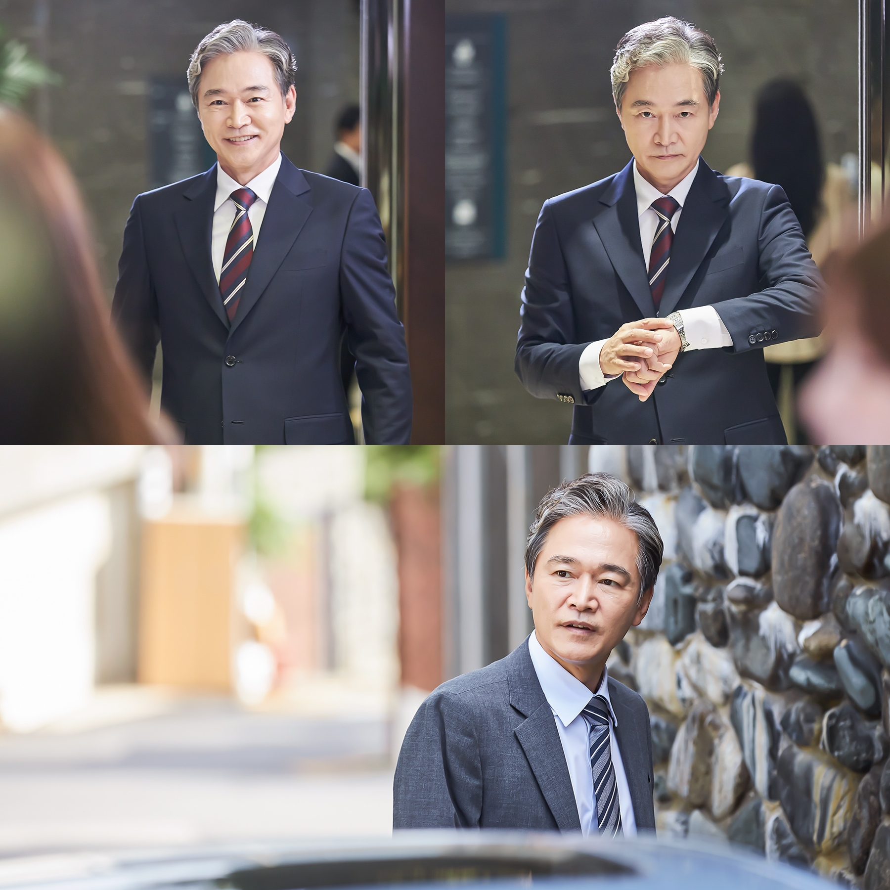 "'Oh! Samkwang Villa' Jung Bo-seok ""The most interesting script I've seen for 34 years of acting experience"""