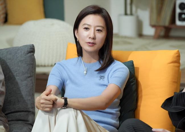 """'Movieroom' Kim Hee-ae """"I called Yoo Ah-in directly to ask for appearing in 'The Secret Meeting'"""""""