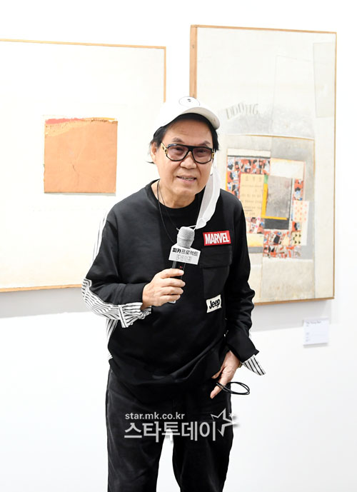 [Photo] Cho Young-nam, the first exhibition after being found not guilty of controversy