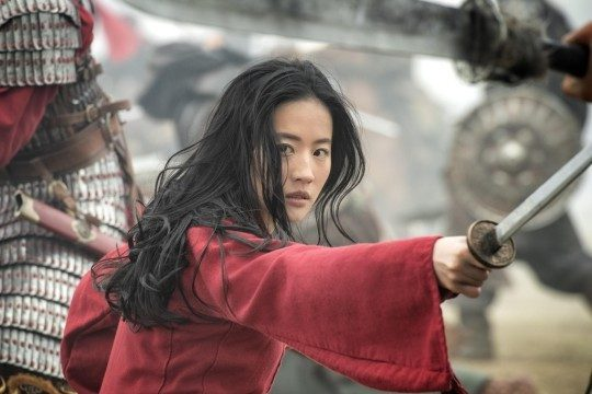 Mulan, boycott year ending credit controversy...noise