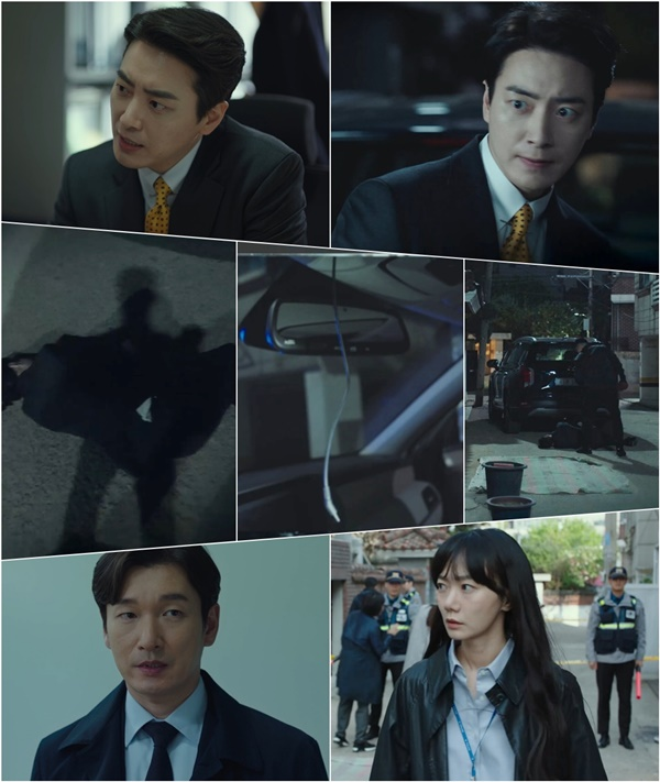 'Stranger 2' Lee Jun-hyuk kidnapping site question... Everything is suspicious