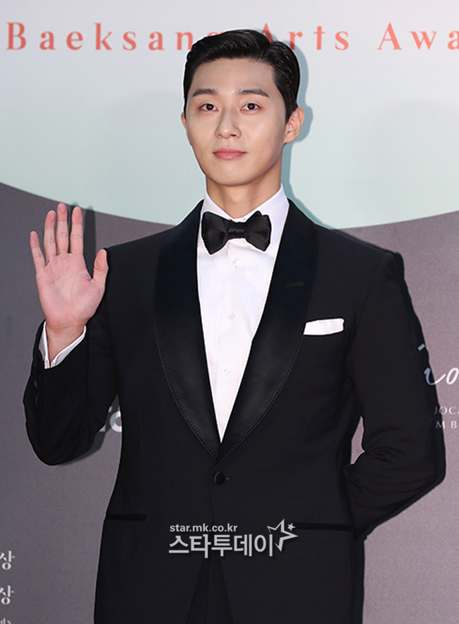 """Park Seo-jun's """"'Record of Youth' special appearance...'A warm word' with writer Ha Myung-hee"""""""