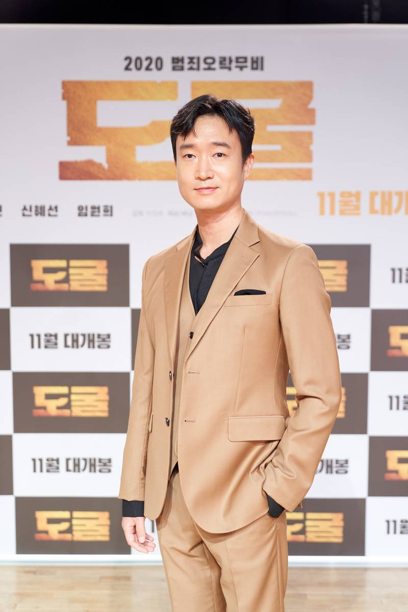 "'Collectors' Jo Woo-jin, ""I decided to shoot this film, as Lee Je-hoon, Lim Won-hee, and Shin Hye-sun appear"""