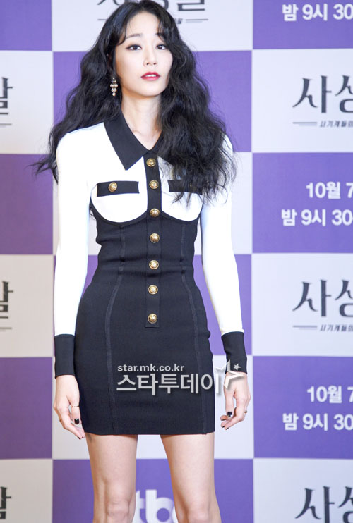 [Photo] Kim Hyo-jin, a handful of ant waist