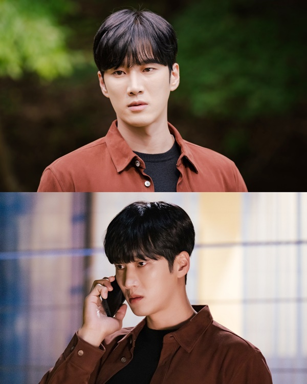 "'Kairos' Ahn Bo-hyun ""Seo Do-gyun, a person who hides his inner self from everyone"""