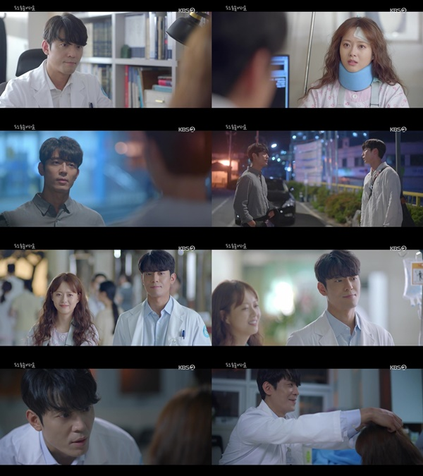 'Do Do Sol Sol La La Sol' Kim Joo-heon's burnout syndrome gets better when he's with Go A-ra