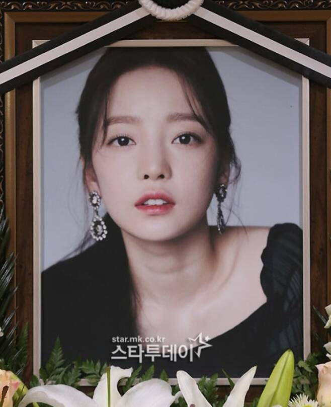 Goo Ha-ra's home safe stolen after 49 disasters... CCTV released