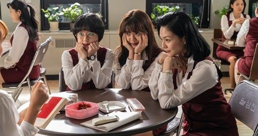 Charismatic Girls 'SAMJIN COMPANY ENGLISH CLASS', released on October 21 [Official]
