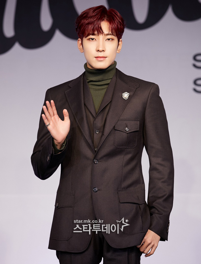 [Photo] Seventeen Wonwoo, sculptural appearance
