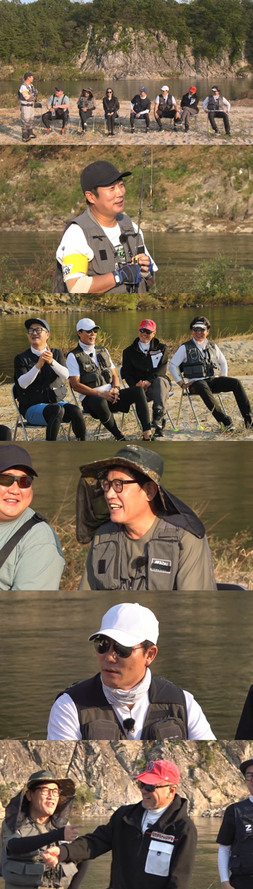 'Urban Fisherman 2' Lee Soo-geun, the first 'Follow Me' armband... Enthusiasm Full Level X Motivation Explosion