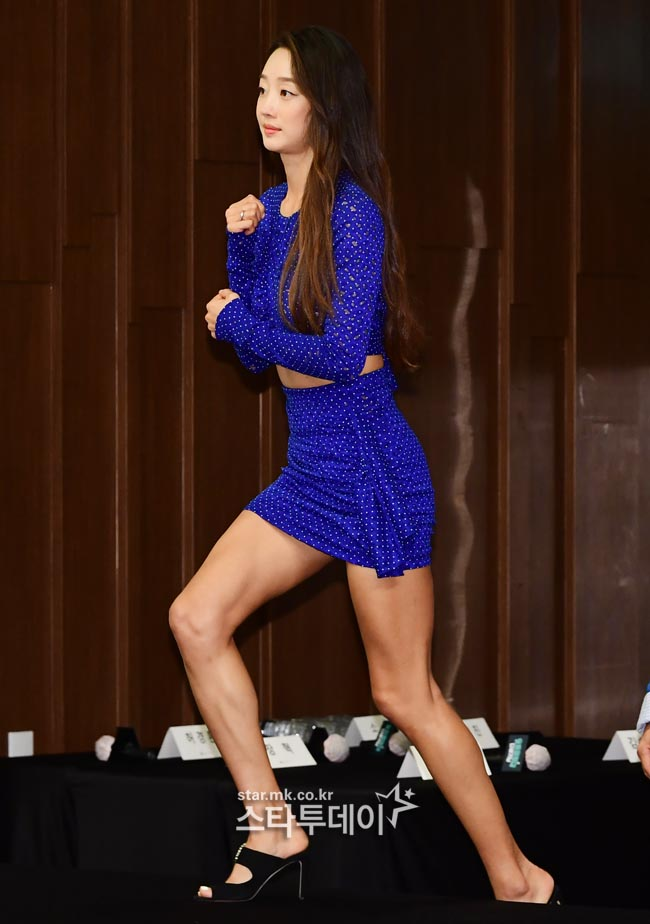 [Photo] Choi Yeo-jin, full of health