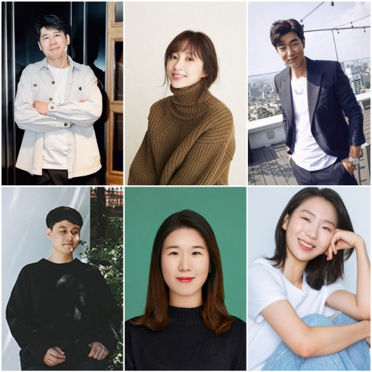 Hani x Lee Jong-hyuk x 'PAW' director, 2021 barrier-free film ambassador appointment