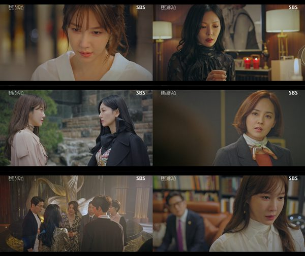 'Penthouse' Lee Ji-ah, full-fledged blackening...'anger' shook Hera Palace