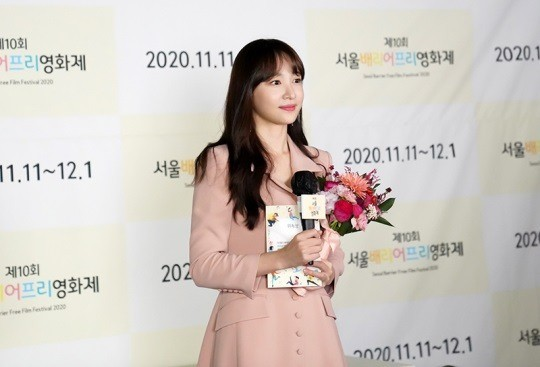 Hani (Ahn Hee-yeon) appointed as a ambassador for barrier-free movies [Official]