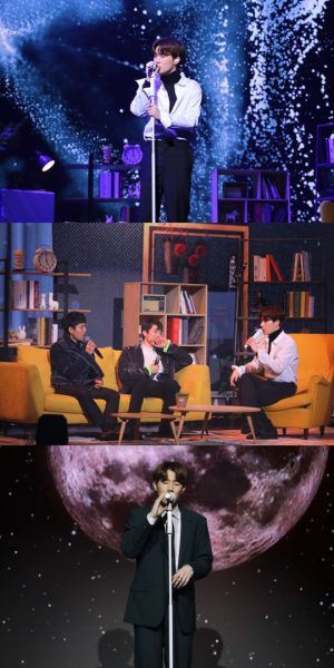 Infinite Kim Seong-kyu completes first online concert... Jang Dong-woo and Lee Seong-yeol surprise guests
