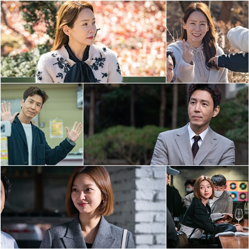 'My Dangerous Wife' Kim Jung-eun, Choi Won-young, Choi Yoo-hwa talk about famous scenes of the drama and ending