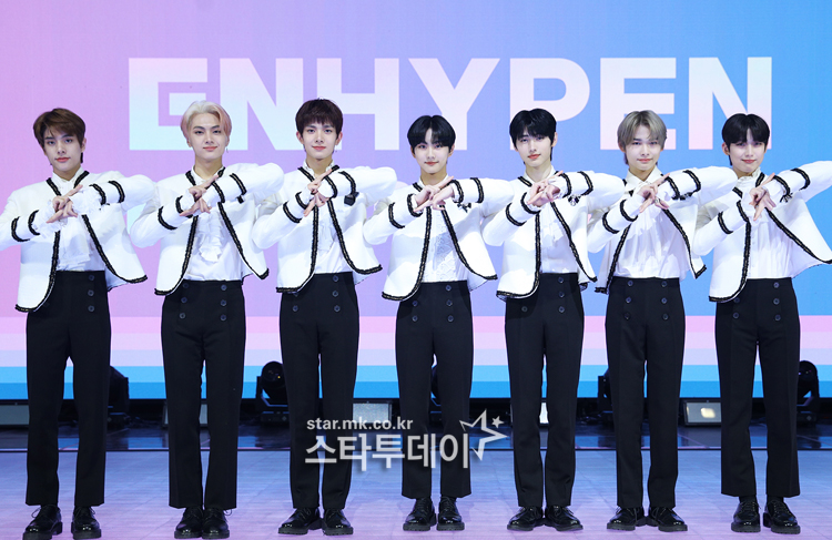 [Photo] Group ENHYPEN, save in memory