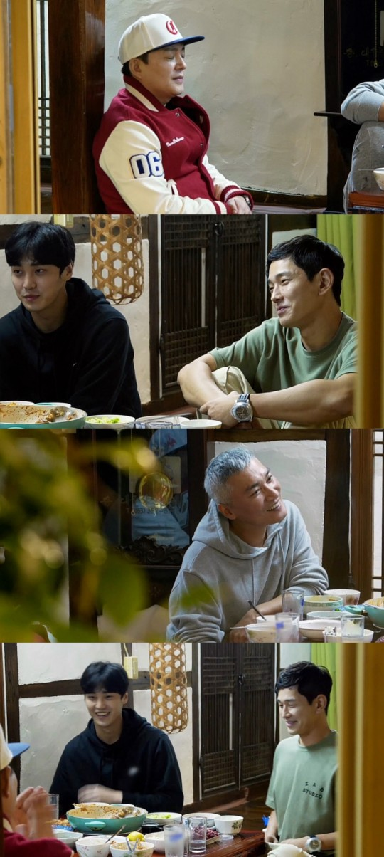 'Sea Police 2' On Joo-wan, chanting while watching the night sea... Lee Beom-su → Cho Jae-yoon 'Surprised' at the level of skill
