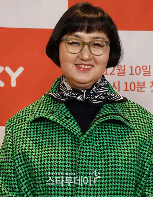 [Photo] Noh Hee-young, judged the cooking contest