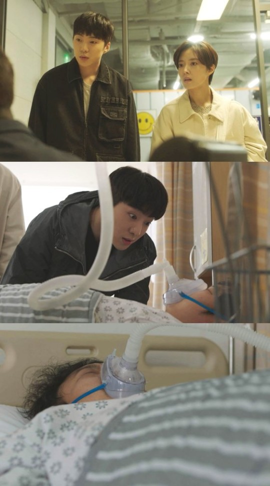 'Kairos' Lee Se-young x Kang Seung-yoon, will you find the only evidence to reveal corruption