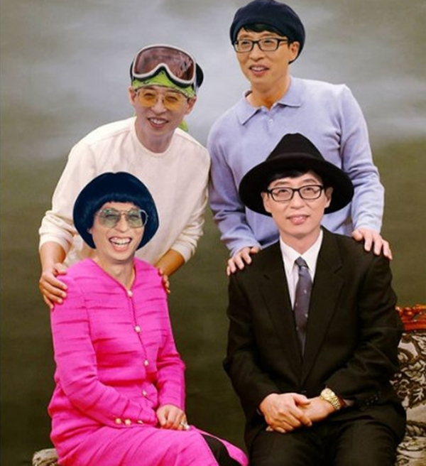 'How do you play' Yoo Niverse's family photo revealed...New velvet suits announced