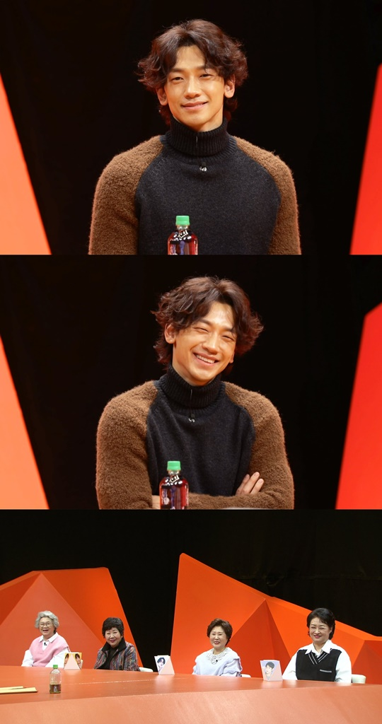"Rain Confession of ""The member of 'My Little Old Boy', whom I didn't want to meet = Kim Jong-guk"""