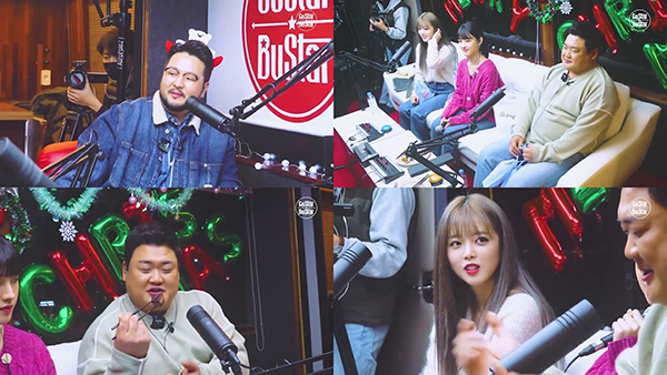 End-of-year special 'GoStar BuStar', Korean beef eatery + high-quality live release