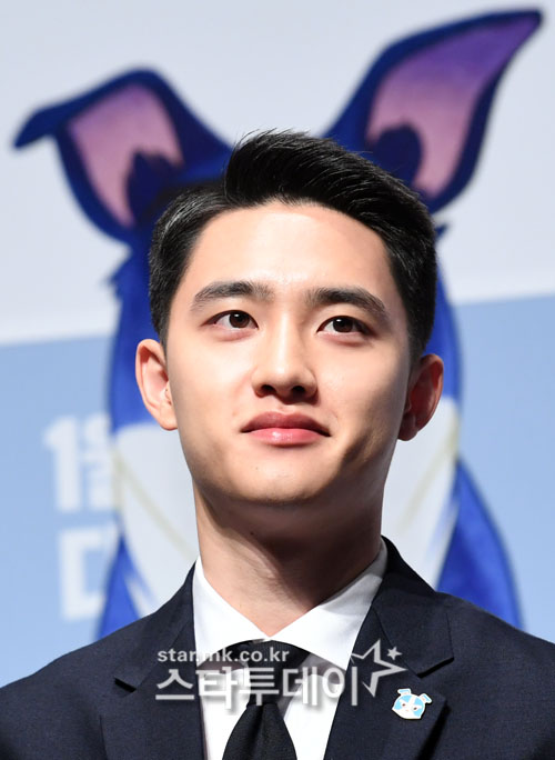 "EXO D.O. returns to the military on January 25, next year, ""on the last vacation"""