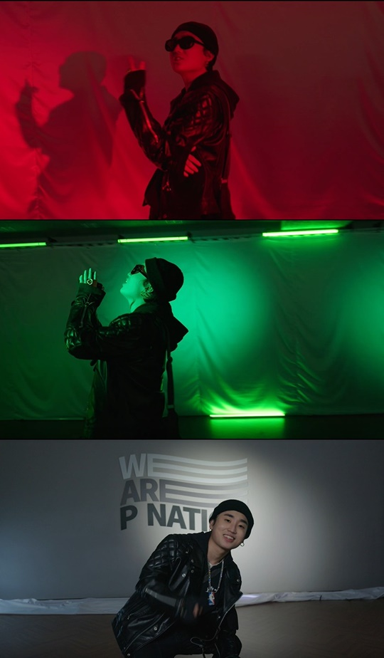 D.Ark, exclusive contract with P Nation [Official]