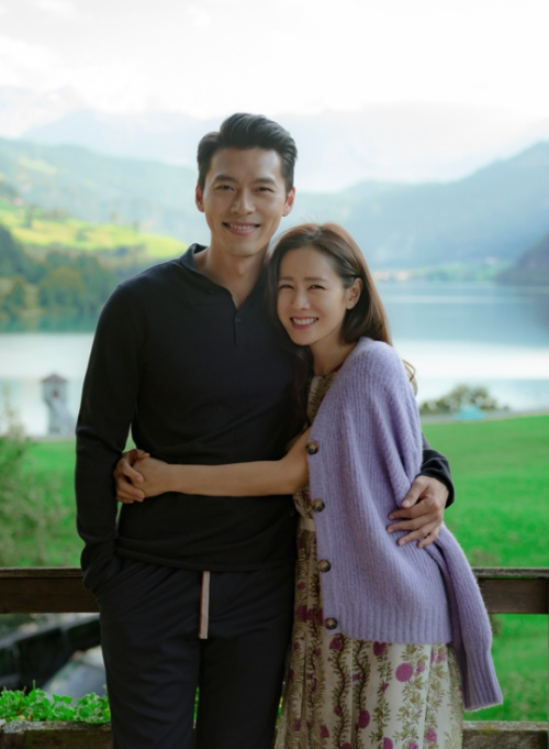 Hyun Bin and Son Ye-jin, admitted to dating... a top star couple of the same age was born