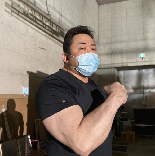'The Outlaws 2' Ma Dong-seok, strongest forearm