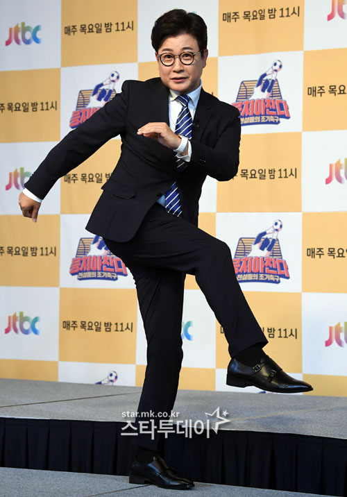 "[Exclusive] Kim Seong-ju, 'Play Basketball together' ""Kim Yong-man and breathing.. Jeong Hyung-don is undecided"""
