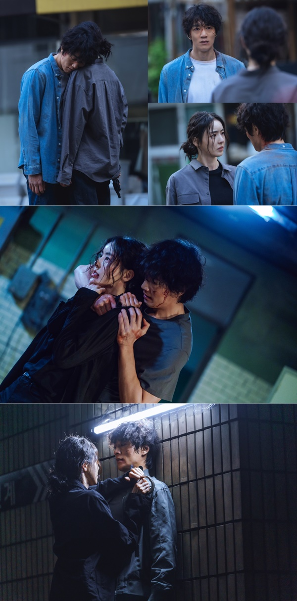 'Luca: The Beginning' Kim Rae-won x Lee Da-hee, the beginning of a terrible fate... Capture the play and its atmosphere