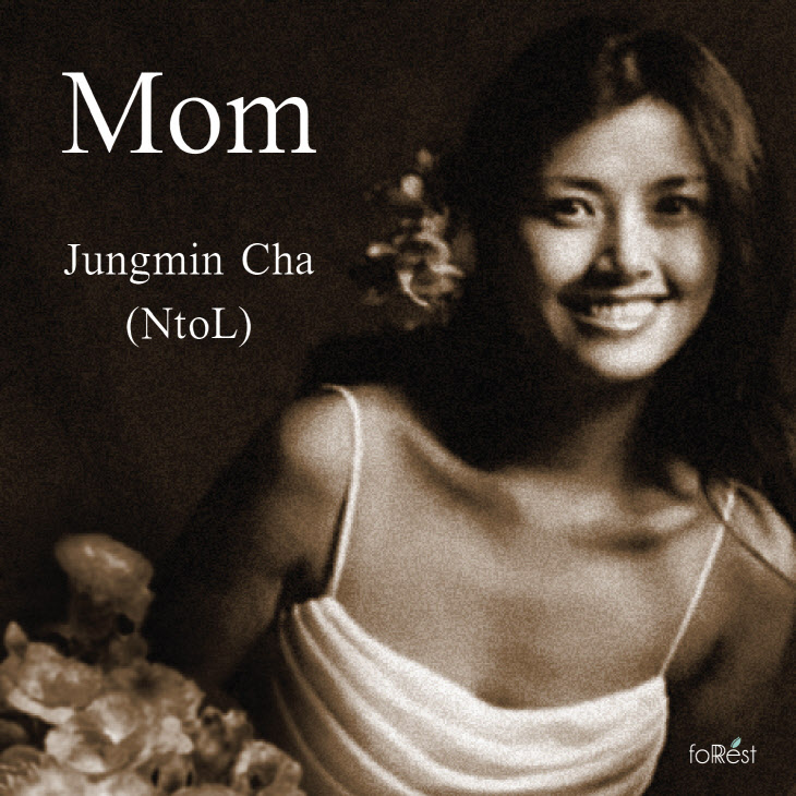 'Shin Ae-ra's son' Cha Jung-min releases tribute song 'Mom' for mother