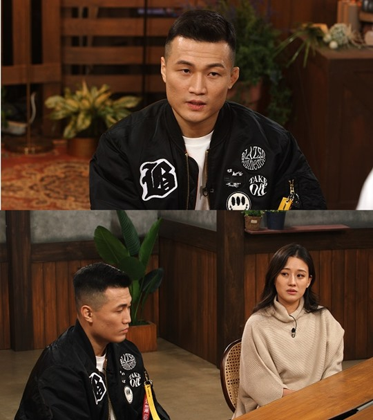 "Jeong Chan-sung ""After losing to Ortega, I gained 20 kg"" ('Kang Ho-dong's meal')"