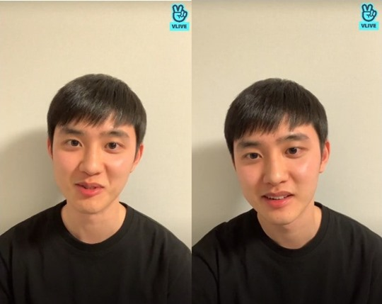 """EXO D.O. """"Thank you for waiting, preparing for solo album"""""""
