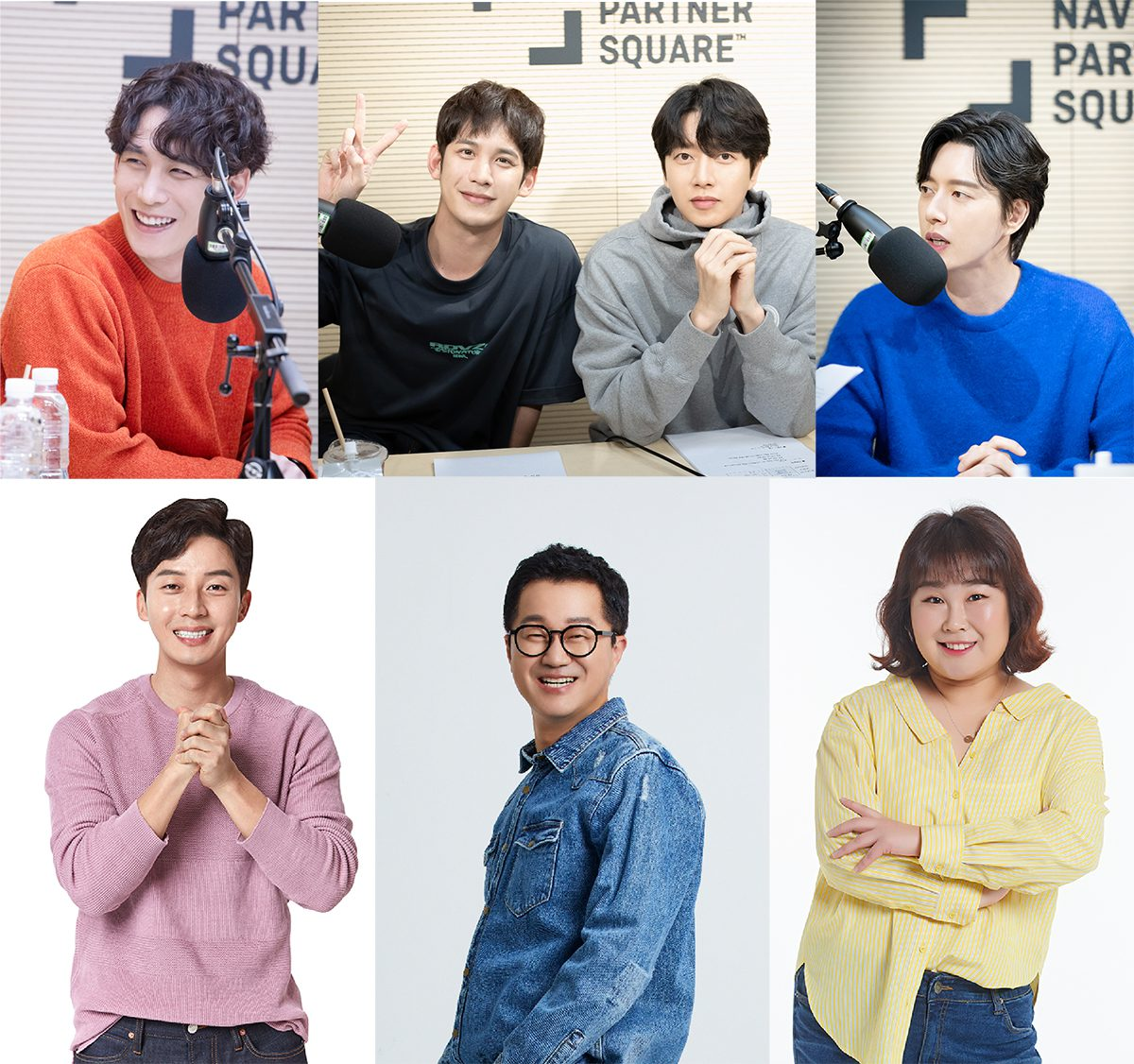 Park Hae-jin x Park Ki-woong 'Two Park Talk Travel 3', Ji Sang-ryul, Heo Gyeong-hwan, and Kim Min-kyung join the show [Official]