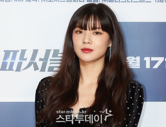 """'Mission Possible' Lee Sun-bin """"I wear dress and heel while action. It wasn't uncomfortable"""""""