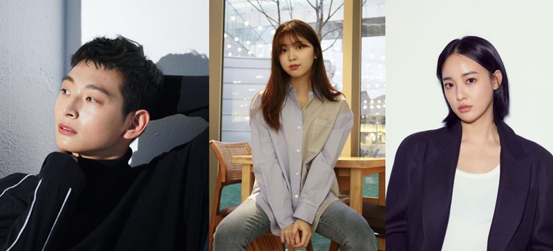 Casting Lee Joo-yeon, 'Oh My Ghost' Crankin