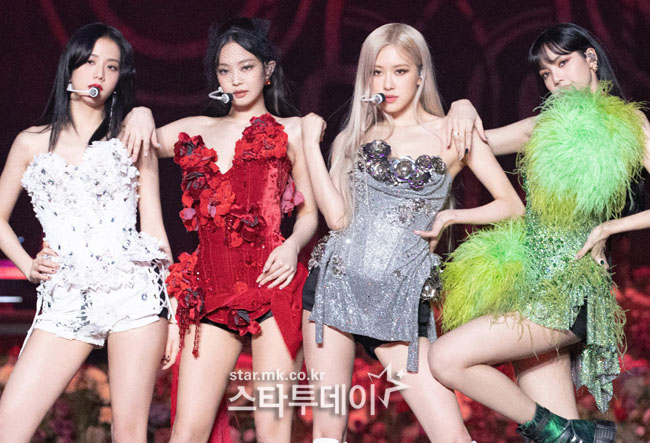 BLACKPINK named on the top of the February girl group brand reputation ranking... 2nd place (G)I-dle, 3rd place Mamamoo