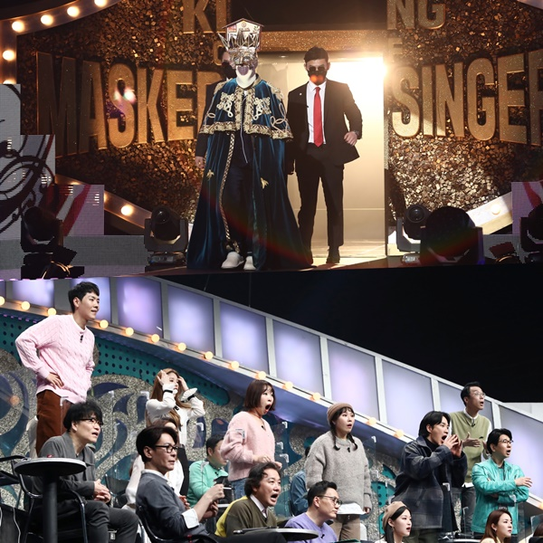 'King of Mask Singer' New Year's Special, Comprehensive Gift Set Revealed... 'Mystery Blood Fight'