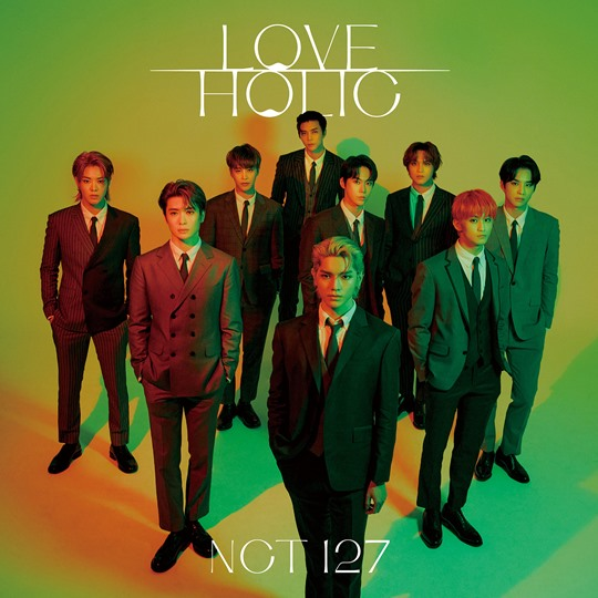 NCT 127, Japan's mini album 'Loveholic' ranked 1st on the Oricon chart