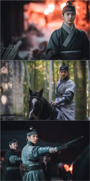 "'Joseon Exorcist' Jang Dong-yoon ""Exorcism added to creatures, it's interesting"""