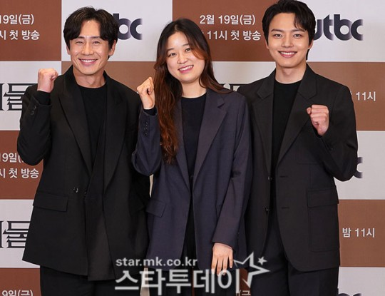 """'Monster' Shim Na-yeon PD """"The characters of Shin Ha-gyun and Yeo Jin-gu would be interesting to many viewers"""""""