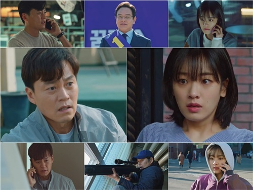 'Times' Lee Seo-jin x Lee Joo-young, the first cooperation beyond the 5-year gap