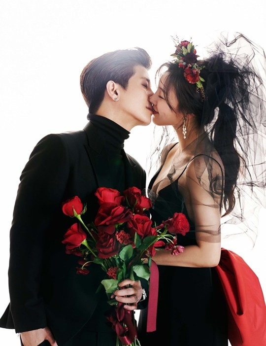 """Gavy NJ Jenny and composer Kim Soo-bin will marry on March 13th… """"Good taste"""" (wedding pictorial)"""