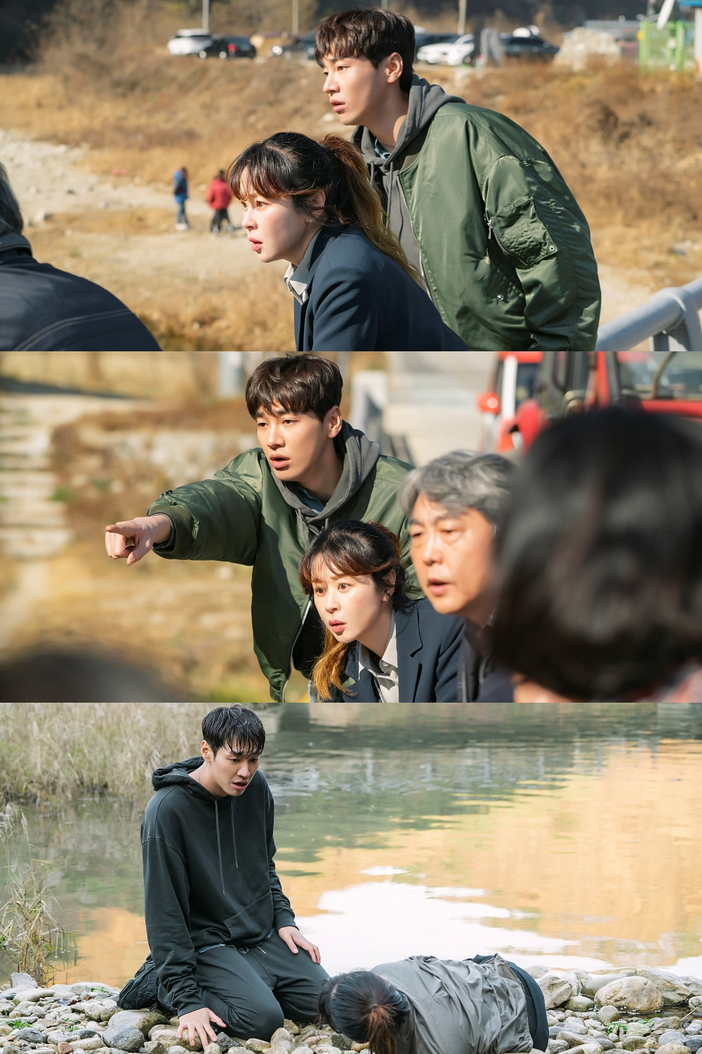 'Hello, me!' Choi Kang-hee tried to save a drowning student